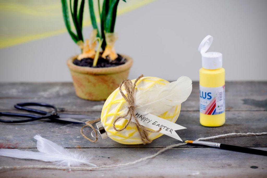 Påskeæg: Keramikæg til påske