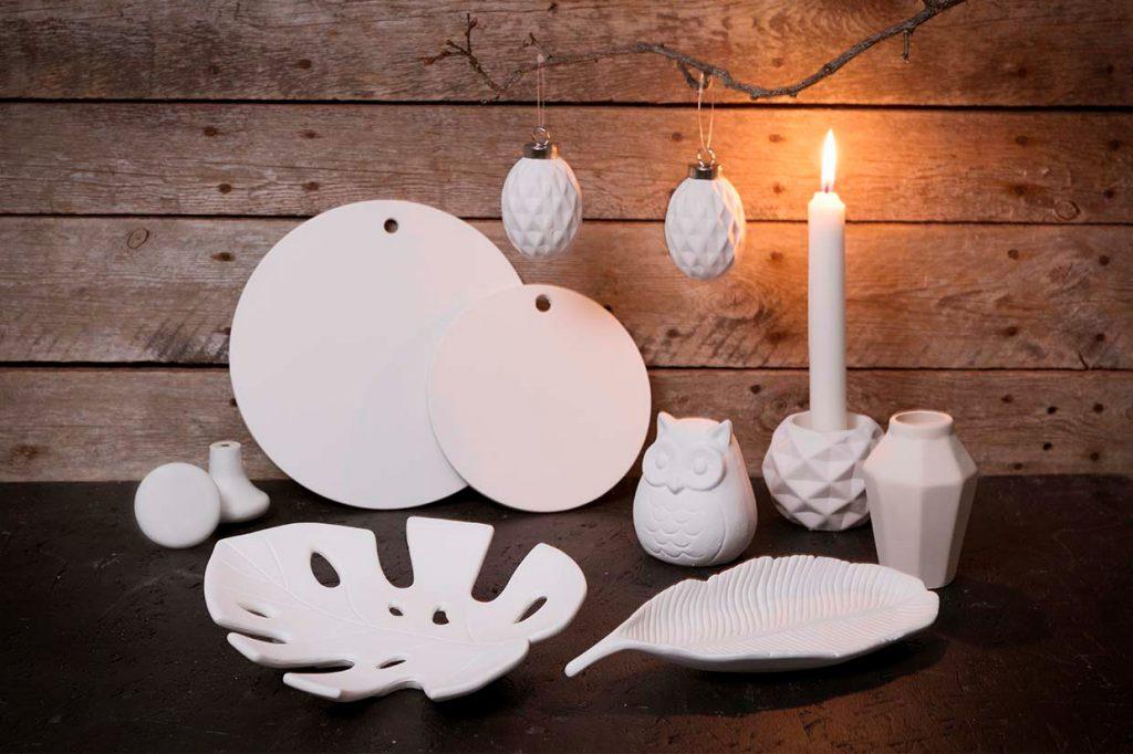 Dekorasjon: Terrakotta / keramikk til dekorasjon