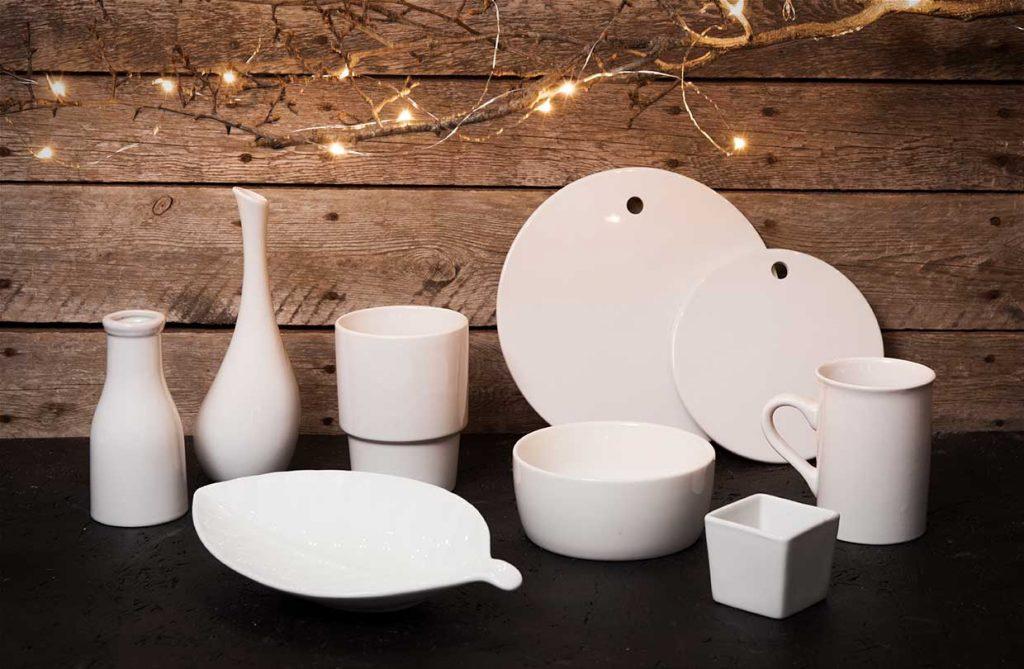 Dekorasjon: Porselen til porselensdekorasjon
