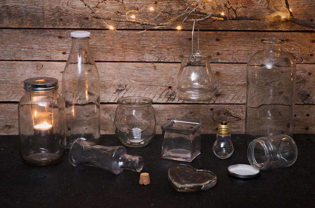 Dekorasjon: Glass til glassdekorasjon