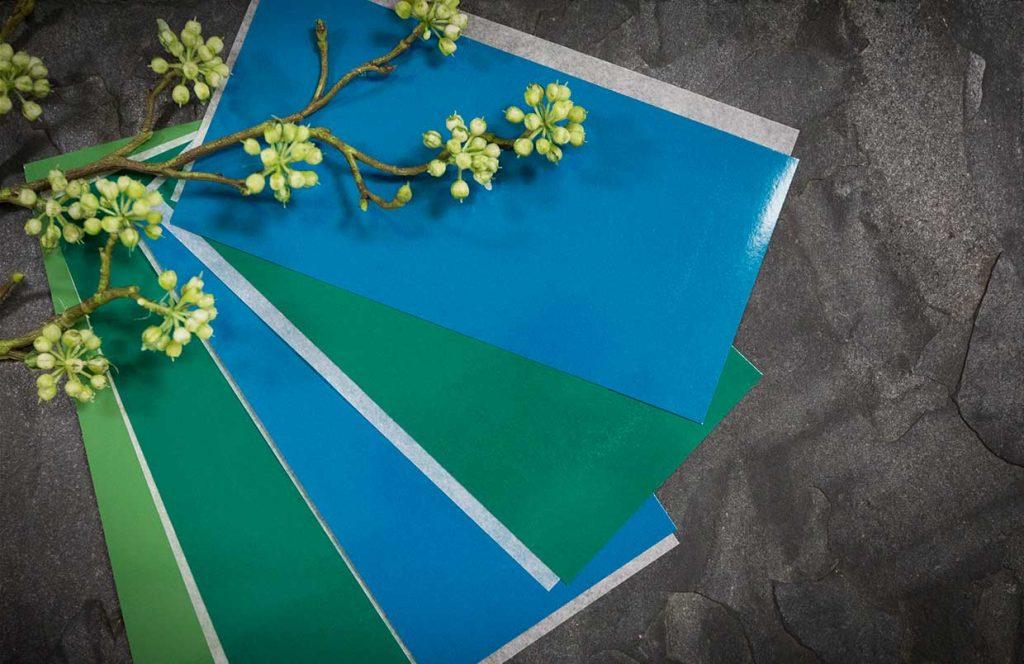 Dekorasjon: Prøv Color Dekor folie til din dekorasjon
