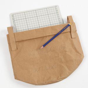 Læderpapir boligindretning inspiration