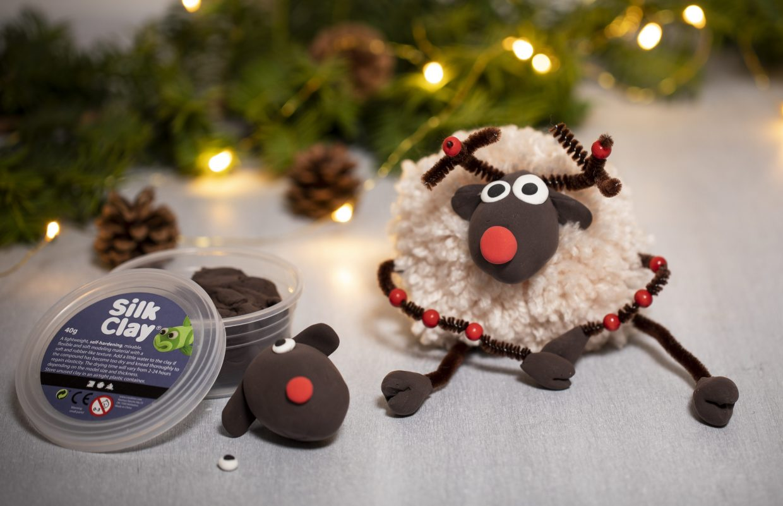 julehygge kreative idéer til hjemmelaget julepynt for hele familien