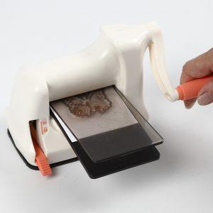 lille stansemaskine og prægemaskine A7 til kreativitet med folie