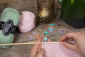 lær å strikke