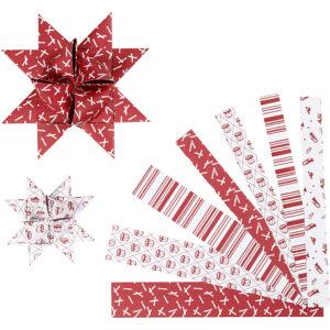Lav selv julepynt: julestjerne og iskrystal til jul
