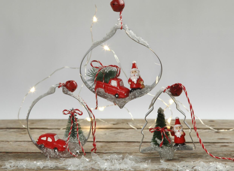 DIY med pepperkakeformer og utstiksformer til jul