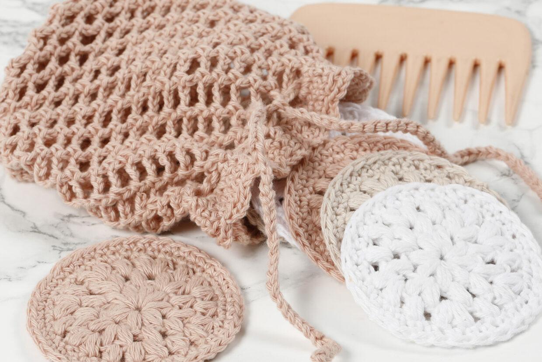 Bæredygtig DIY hækle med Oeko-Tex® garn af 100% bomuld