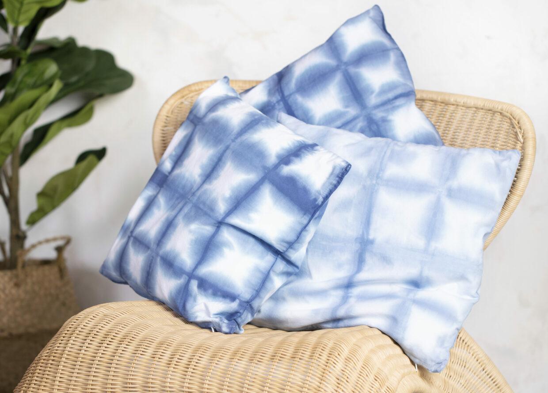 Vær kreativ med batik (tie dye) og tekstildekoration (shibori)
