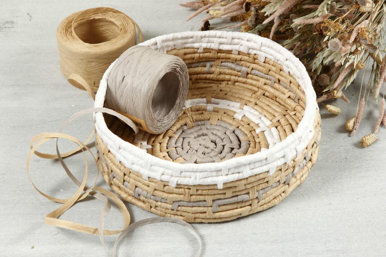 Bæredygtig DIY med raffia