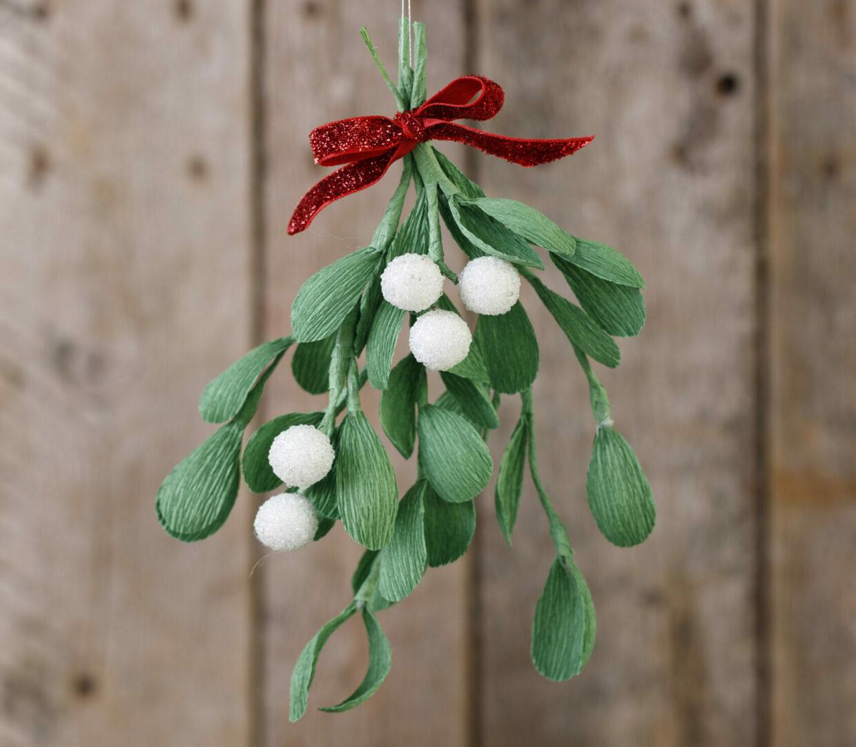 DIY julepynt av papir